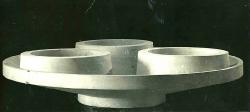 1977. Цветочница с кольцами / Puķupods ar gredzeniem