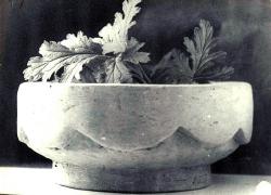 1978. Цветочница с бортом / Puķupods ar malu