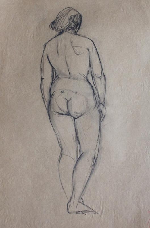 Женская модель / Sieviešu modelis