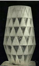 Урна с треугольниками / Atkritumu tvertne ar trīsstūriem